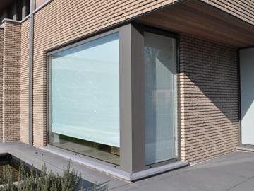 Aluminium kozijnen ramen en deuren glashandel in t gooi adrem