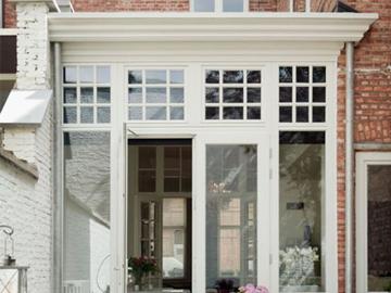Hardhouten ramen deuren kozijnen glashandel in t gooi